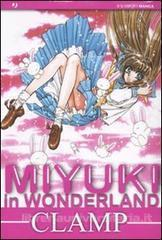 Miyuki in Wonderland  by  CLAMP