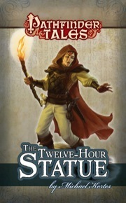 The Twelve-Hour Statue  by  Michael Kortes