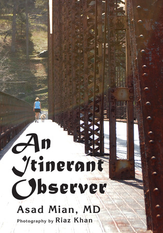 An Itinerant Observer  by  Asad Mian
