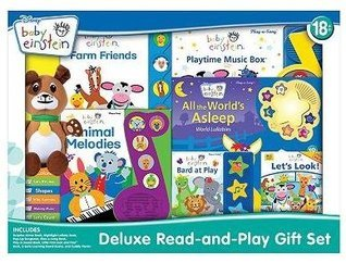 Baby Einstein: Deluxe Read-and-Play Gift Set  by  Publications International Ltd.