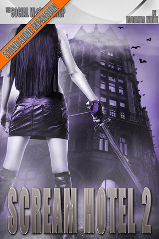 Scream Hotel 2  by  Adrianna White