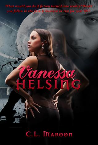 Vanessa Helsing  by  Cate Maroon