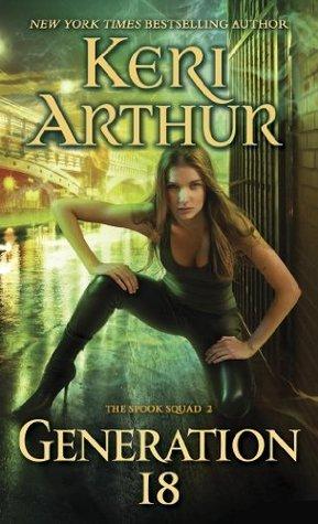 Generation 18 Keri Arthur