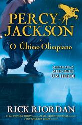 Percy Jackson e o Último Olimpiano (Percy Jackson and the Olympians, #5) Rick Riordan