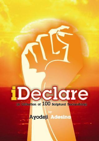 iDeclare  by  Ayodeji Adesina
