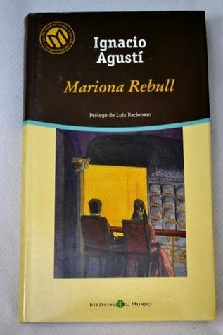 Mariona Rebull Ignacio Agustí