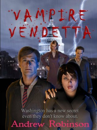 Vampire Vendetta  by  Andrew     Robinson