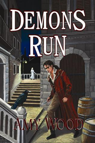Demons Run  by  Amy  Wood