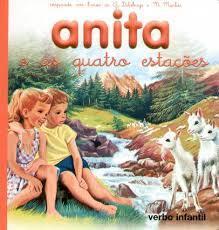 Anita e as quatro estações Marcel Marlier