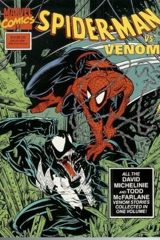 Spider-Man Vs. Venom (TPB, Cover Price $12.95) David Michelinie