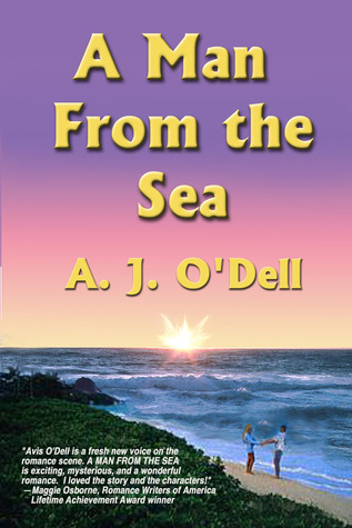 A Man From The Sea  by  A.J. ODell