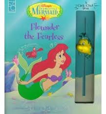 Flounder the Fearless Walt Disney Company