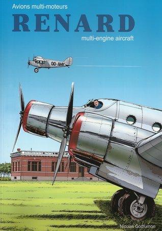 Renard multi-engine aircraft  by  Nicolas Godfurnon