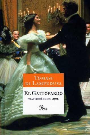 El Gattopardo Giuseppe Tomasi di Lampedusa