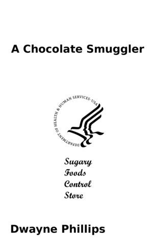 A Chocolate Smuggler Dwayne Phillips