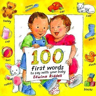 100 First Words  by  Edwina Riddell