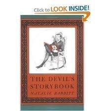 The Devils Storybook (Sunburst Book) Publisher: Farrar, Straus and Giroux  by  Natalie Babbitt