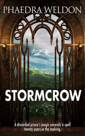 Stormcrow  by  Phaedra Weldon