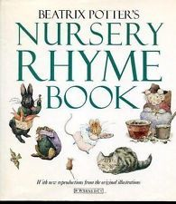 Beatrix Potters Nursery Rhyme Book Beatrix Potter
