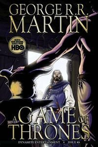 George R. R. Martin A Game of Thrones, No. 8  by  Daniel Abraham