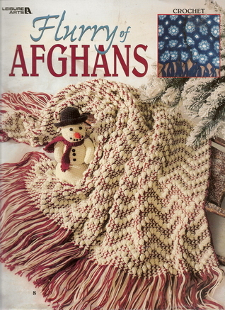 Flurry of Afghans  by  Janet McCoy