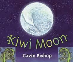 Kiwi Moon Gavin Bishop