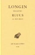 Fragments. Art Rhetorique  by  Longinus