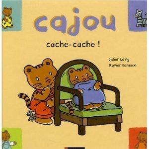 Cajou - Cache-cache !  by  Didier Lévy