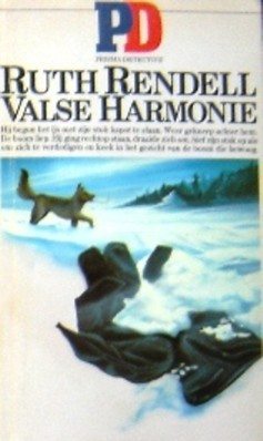 Valse harmonie Ruth Rendell