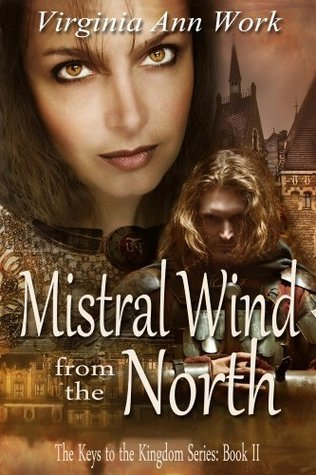 Mistral Wind from the North  by  Virginia Ann Work