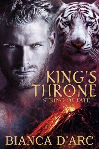 Kings Throne (String of Fate, #2) Bianca DArc