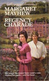 Regency Charade Margaret Mayhew