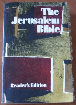 The Jerusalem Bible - Readers Edition  by  Alexander Jones
