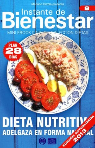 DIETA NUTRITIVA - Adelgaza en forma natural  by  Mariano Orzola
