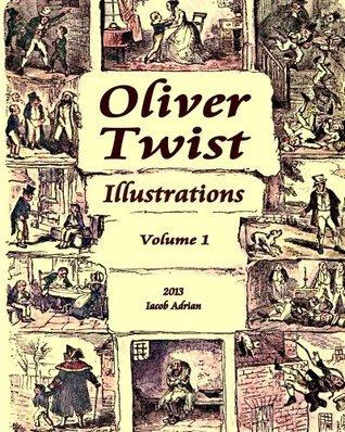 Oliver Twist Illustrations Iacob Adrian
