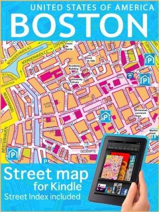 Map of Boston Digital Maps