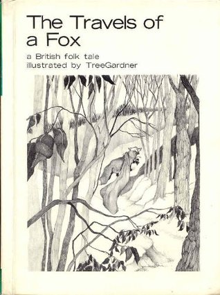 the travels of a fox.  by  treeGardner.