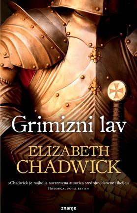Grimizni lav (William Marshal #3) Elizabeth Chadwick