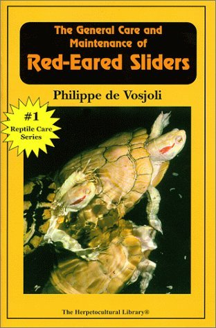 Red-Eared Sliders Philippe De Vosjoli