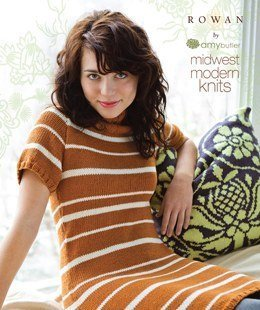 Midwest Modern Knits for Rowan By Amy Butler  by  Amy Butler