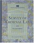 Survey Of Criminal Law  by  Daniel E. Hall