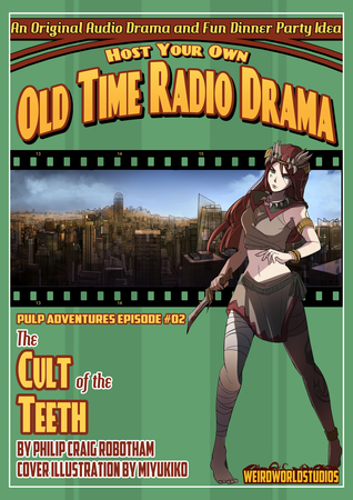 PA002 The Cult Of The Teeth Philip Robotham