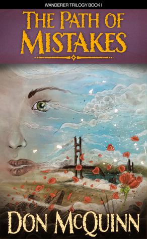 The Path Of Mistakes (Moondark Saga, Book 4)  by  Don McQuinn