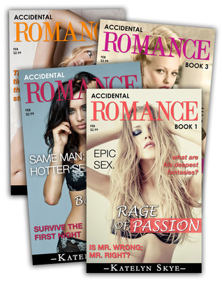 Accidental Romance Series (Contemporary Romance) - Complete Collection Katelyn Skye