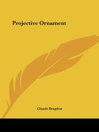 Projective Ornament Claude Bragdon
