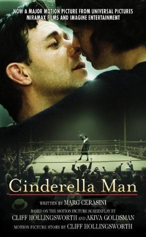 Cinderella Man  by  Marc Cerasini
