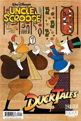 Uncle Scrooge #393 Cover B - Duck Tales  by  Didier Le Bornec