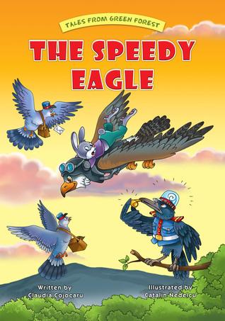 The Speedy Eagle  by  Catalin Nedelcu