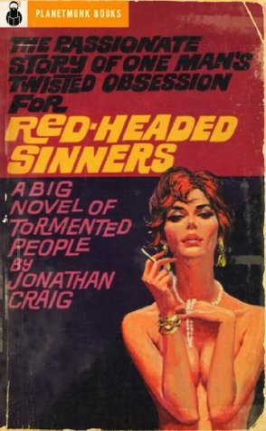 Red-Headed Sinners (1953) (PlanetMonk Pulps)  by  Jonathan Craig