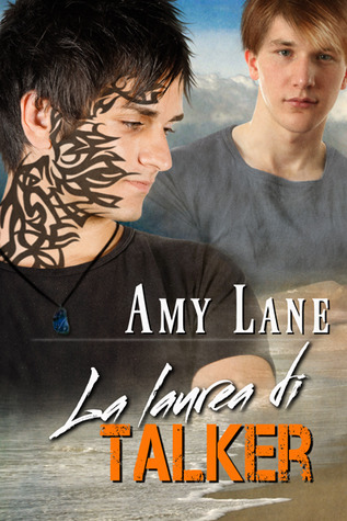 La laurea di Talker Amy Lane
